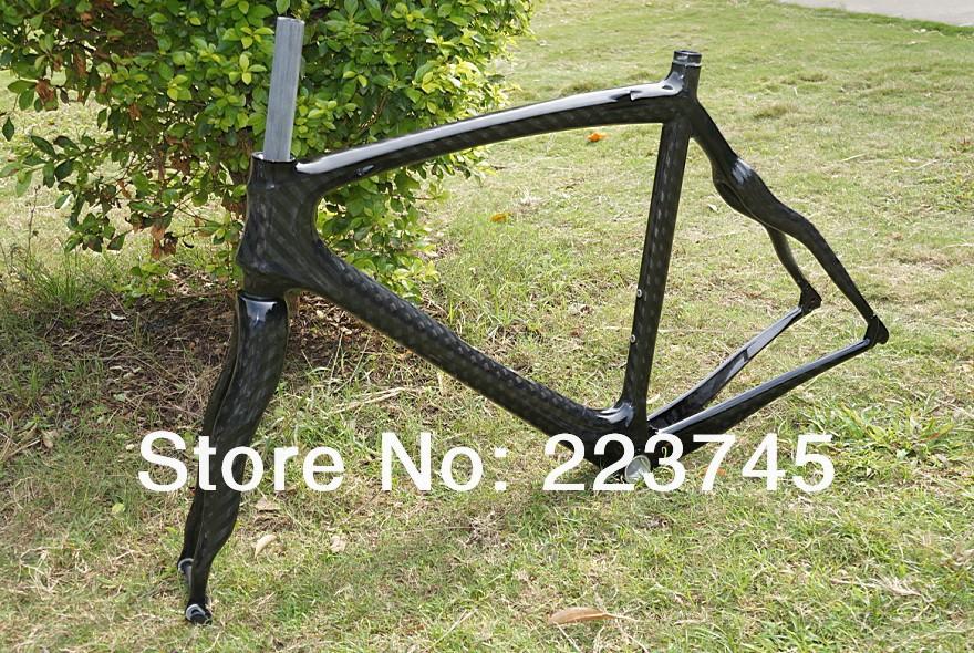 pas cher route de cadre de bicyclette de carbone cadre de route en stock exp 233 dition rapide dans