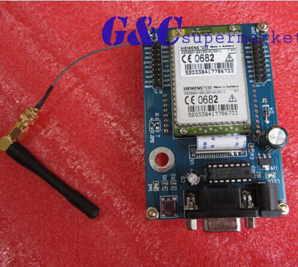 GSM SIEMENS TC35 SMS Wireless Module UART/232(China (Mainland))