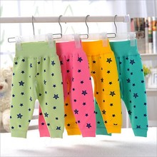 baby clothes carters baby boys pants winter woolen cotton warm Pants baby girls stars Pattern Open crotch pants (China (Mainland))