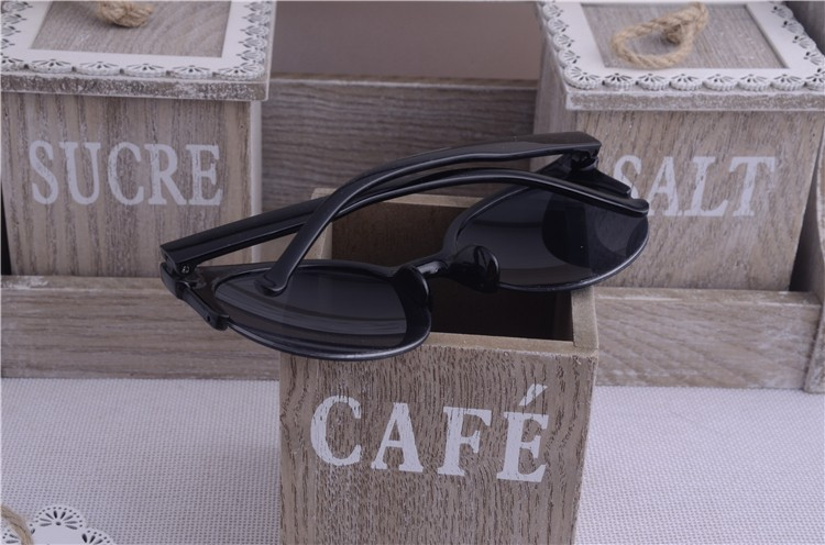 2016 New Fashion Retro Designer Super Round Circle Glasses Cat Eye  Women's Sunglasses Glasses Goggles