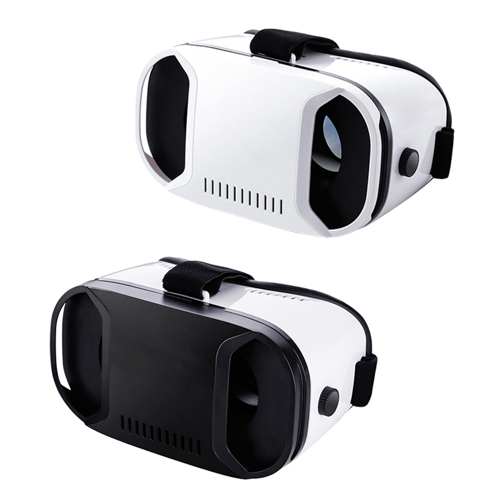 1Pcs 3D Smartphone VR Glasses BOX 4.0 - 6.1 inch LCD Phone Virtual Reality Video Glasses For iPhone For Samsung OD#S(China (Mainland))
