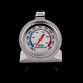 Free Shipping 1pcs 50 300C 100 600F Food Meat Temperature Dial Oven Thermometer Stainless Thermometer for