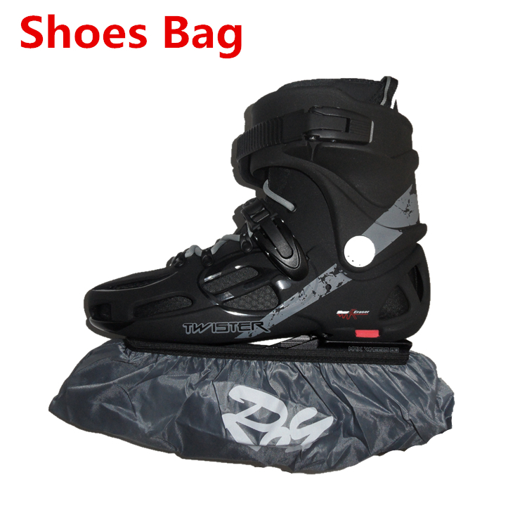 Waterproof Dustproof Nylon Roller Skates FSK Slalom Speed Skating Shoes Bag, Wheels and Frame Protective Cover(China (Mainland))