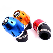 Motorcycle Air Filter 48mm Scooter Modification Parts Universal Air- Cleaner Engine Parts(China (Mainland))