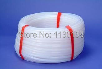 8X10mm,1meter Transparent PTFE Tube, 8mm Inner Diameter, 10mm Outer Diameter, Top Quality Teflon Tubing(China (Mainland))