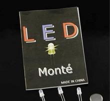Luz ilusión Superior monstruo LED trucos de magia apoyos mágicos