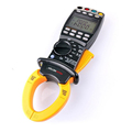 Digital MS2203 AC Power Clamp Meter True RMS Multimeter AC DC Voltage Current Active Apparent Reactive