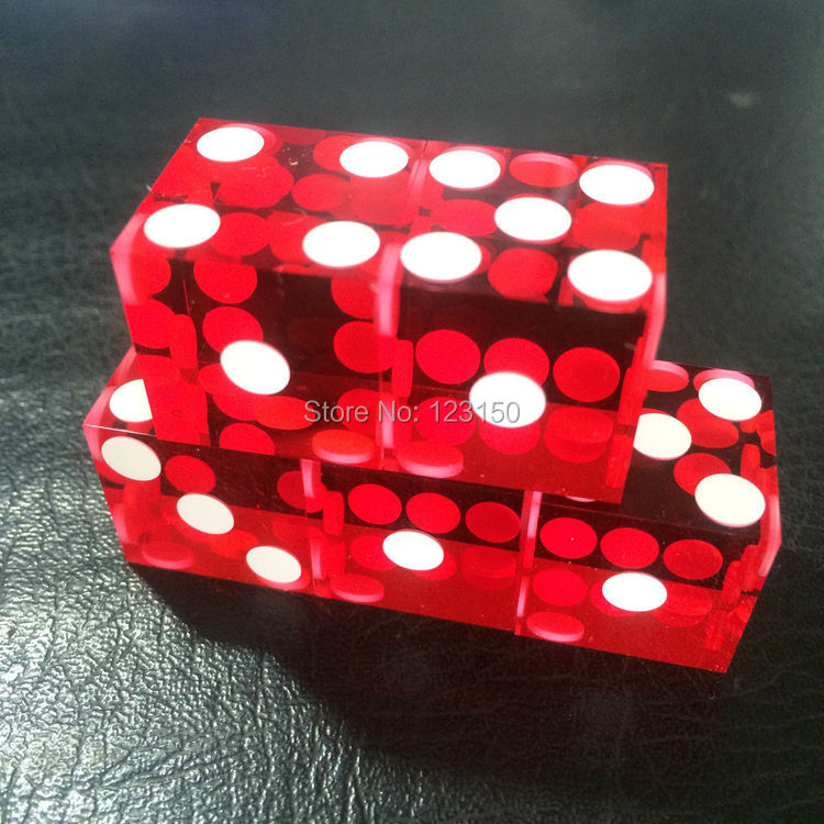 6 sided dice order