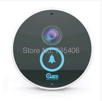 New arrival Wifi Video doorbell by android and ios smart phone free applications intercom system