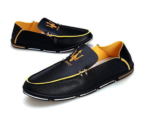 2015 explosion models Maserati outdoor leisure fashion men's casual shoes trend of casual shoes driving shoes(China (Mainland))