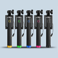 Universal Selfie Stick Mini Extendable Monopod Tripod for iphone Samsung Android IOS Camera Wired Palo Selfie
