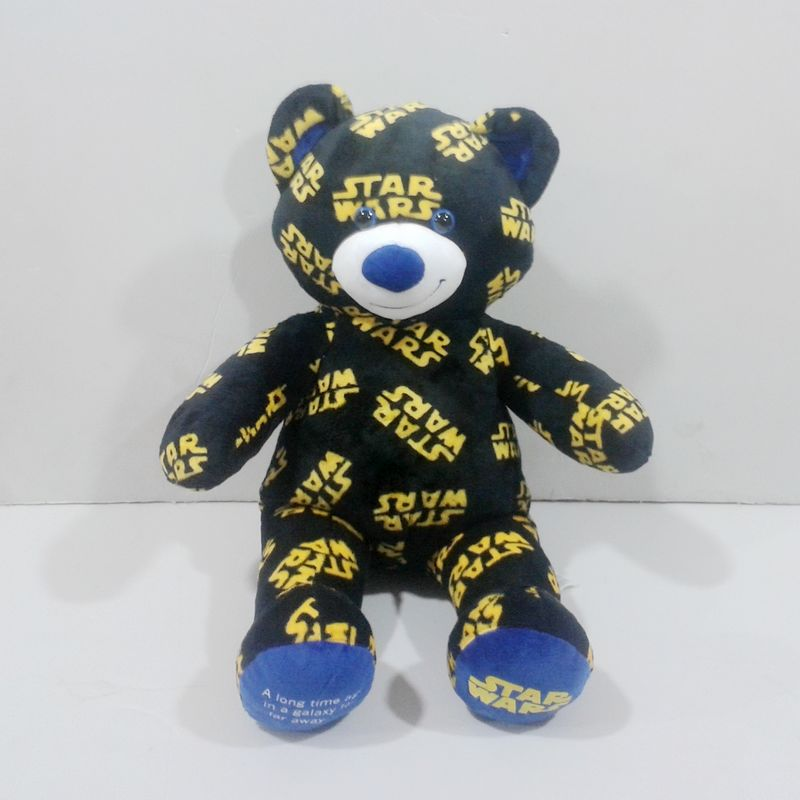 War Bear Build a Bear Star Wars
