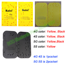 4 models/set For iPhone 4 4G 4S 4GS 5 5G 5S disassemble installation repair tools Screw Holes Distribution memory board plate(China (Mainland))