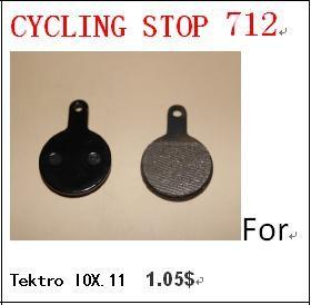 велосипедов диск металлические тормозные колодки для hayes stroker ryde для sh843s