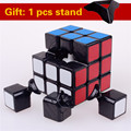 Original puzzle speed magic cube 3x3x3 pvc sticker block cubo professional learning educational classic toys for