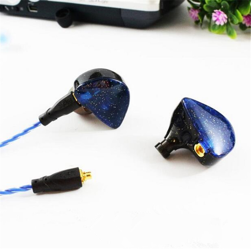 SENFER UE Custom Made As UE900 SE846 Around Ear Earphone MMCX Headset With Upgrade Cable/Silver Coated Cable HIFI Earbuds(China (Mainland))