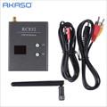 40Ch 200mw RC832 5 8G 3 5km Wireless AV Receiver Power Off Memory for FPV