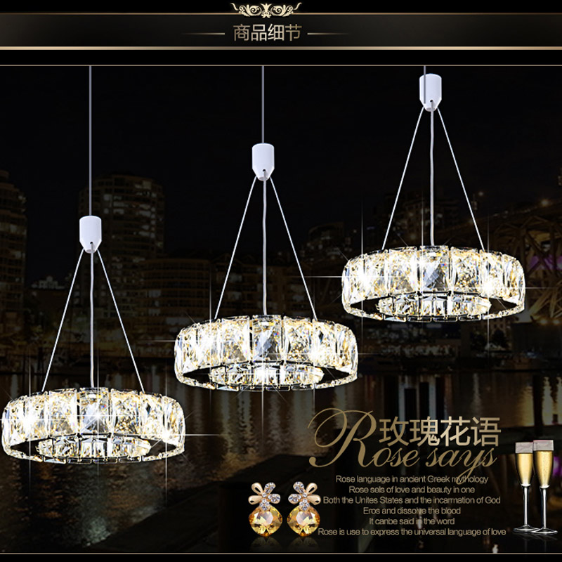 Fashion Tiffany Luxury Modern Pendant Light Indoor Living