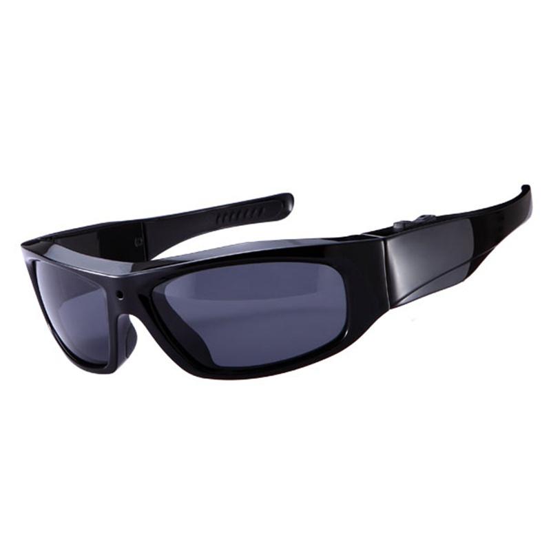 TF 8GB USB 2.0 Polarized HD DVR Virtual Reality Glasses Glasses For Music Monitoring Player Multifunctional Sunglasses(China (Mainland))