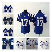 Women Lady Indianapolis Colts ,#12 Andrew Luck,T.Y. Hilton,Andre Johnson,Pat McAfee,Coby Fleener,Frank Gore camouflage(China (Mainland))