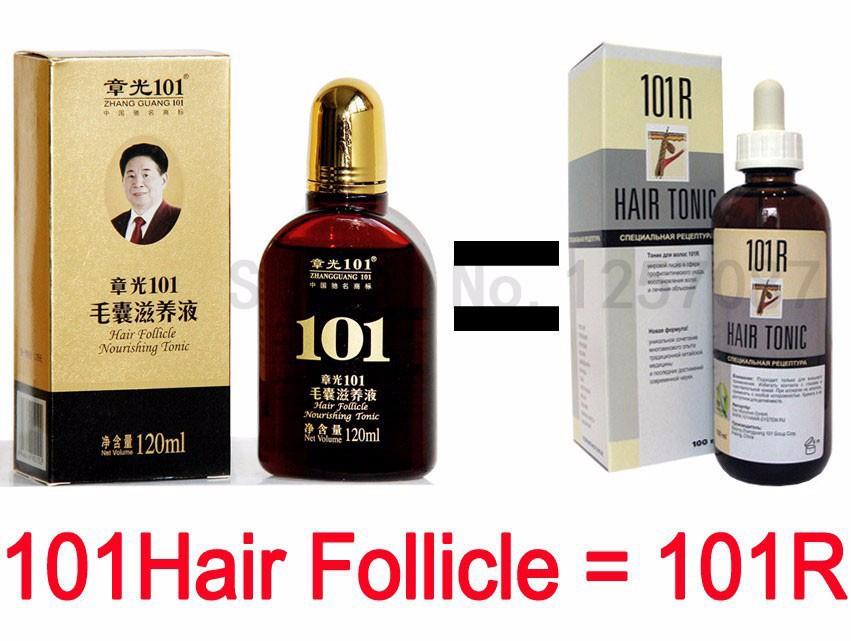 Zhangguang 101 Hair Follicle Nourishing Tonic + 101G, 2 pieces in a lot Anti hair loss Hair Regrowth sets 100% original<br><br>Aliexpress