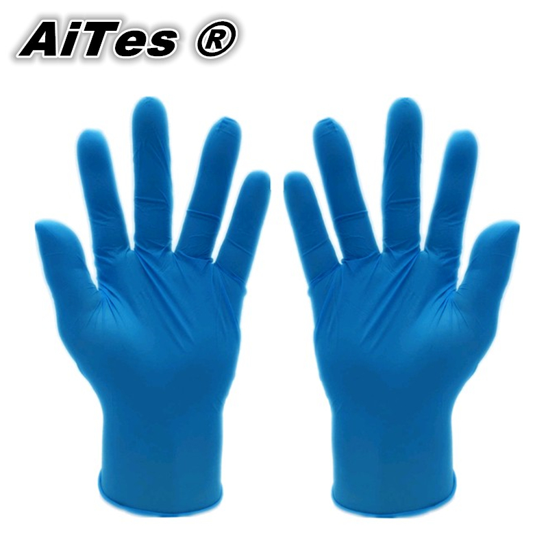 Barber Gloves : ... Barber gloves size S M L-in Safety Gloves from Security & Protection