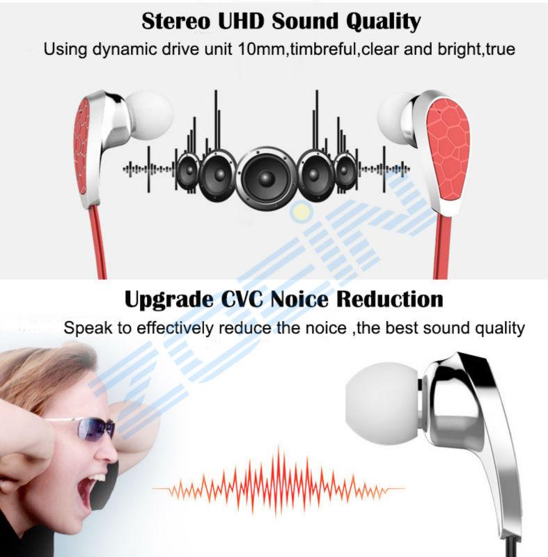 Mini Sport Bionic Bluetooth Headphone V4.1 + EDR Small Wireless Earphone Bluetooth Headset Stereo Binaural 4.1 for all Phone