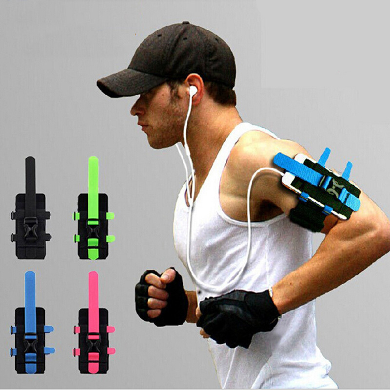Outdoor Sports Armband Running Bags phones running arm wrist bag handbag For arm circumference Below 30cm Or For wrist(China (Mainland))