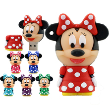 Minnie Mouse Usb Flash Drive 4GB 8GB 16GB 32GB 64GB