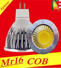 Nuovo ad alta potenza lampada led mr16 gu5.3 pannocchia 9 w 12 w 15 w dimmable led  Cob riflettore caldo bianco freddo mr 16 12 v della lampada della lampadina gu 5.3 220 v(China (Mainland))