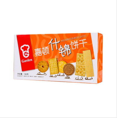 Free shipping biscuits 190g pack snack food imported china  sweets cookies and biscuits<br><br>Aliexpress