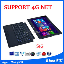 Newest 11.6 inch Bben Tablets PC Windows 8.1 with Dual Core 4GB DDR3 64GB SSD 1366 * 768 IPS Screen