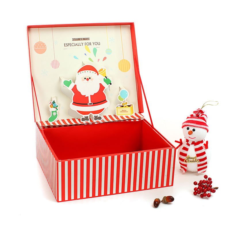 Christmas decoration accessories box gifts