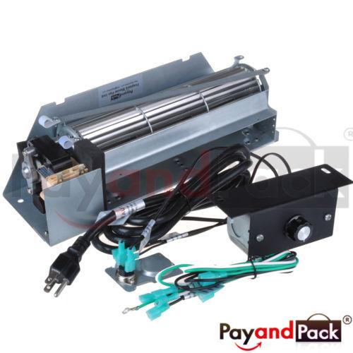 Buy Payandpack Gas Fireplace Blower Fan Kit Fbk 250 For Lennox Superior Rotom