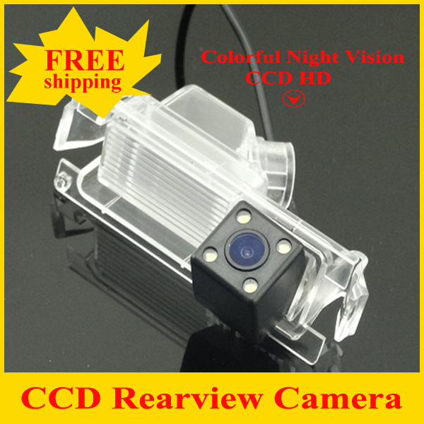 Free Shipping  Ccd Camera for K2 Rio Sedan Parking Assist Rear View camera Reverse Camera Rear View camera for RIO Hatachback