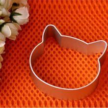 Vykrajovátko na pečení cukroví – hlava kočičky