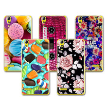 Buy Lovely Fashion Coloured Painted Case Lenovo A6010 6010 Case Cover Cute Art printed Lenovo A6010+Free Pen Gift for $1.21 in AliExpress store