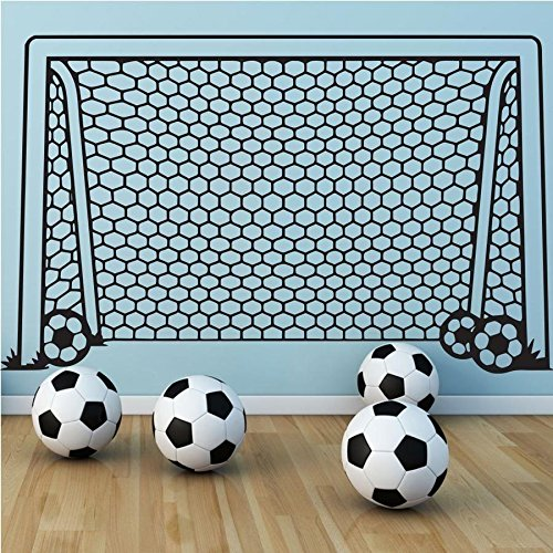 Wall Decal Vinyl Decor Art Wall Sticker Soccer Football