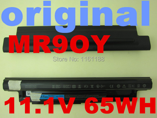 original Laptop Battery For Dell Inspiron 17R 5721 17 3721 15R 5521 15 3521 14R 5421 14 3421 MR90Y VR7HM W6XNM VOSTRO 2521 2421(China (Mainland))