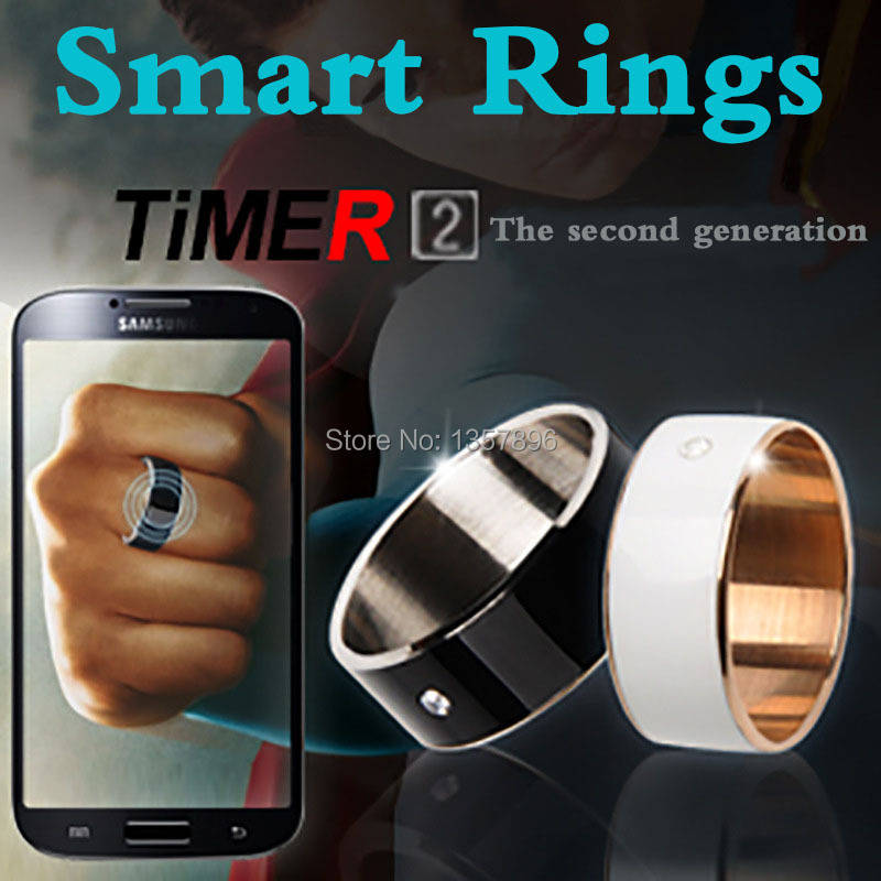 Smart Ring GalaRing G1 NFC Function 2in1 Magic Rings Waterproof NFC Feature Android Smart Phone For Samsung /HTC/ Sony/ LG(China (Mainland))