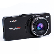 Anytek Car DVR AT66A AT66 2.7″ Full HD G-Sensor Car Camera WDR GPS Night Vision Novatek 96650 Dash Cam Video Recorder Car DVRS