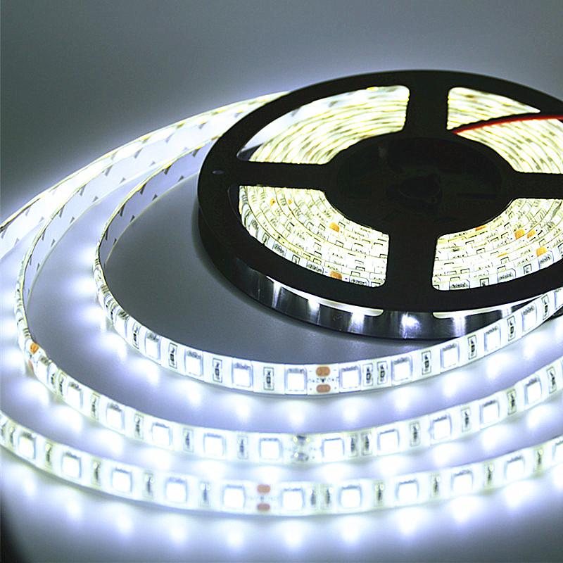 5m 24V IP65 Waterproof LED Strip 5050 300led Lighting ...