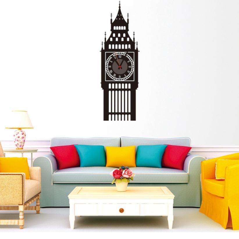 Interieur wandklok koop goedkope interieur wandklok loten van chinese interieur wandklok - Interieur decoratie volwassen kamer ...