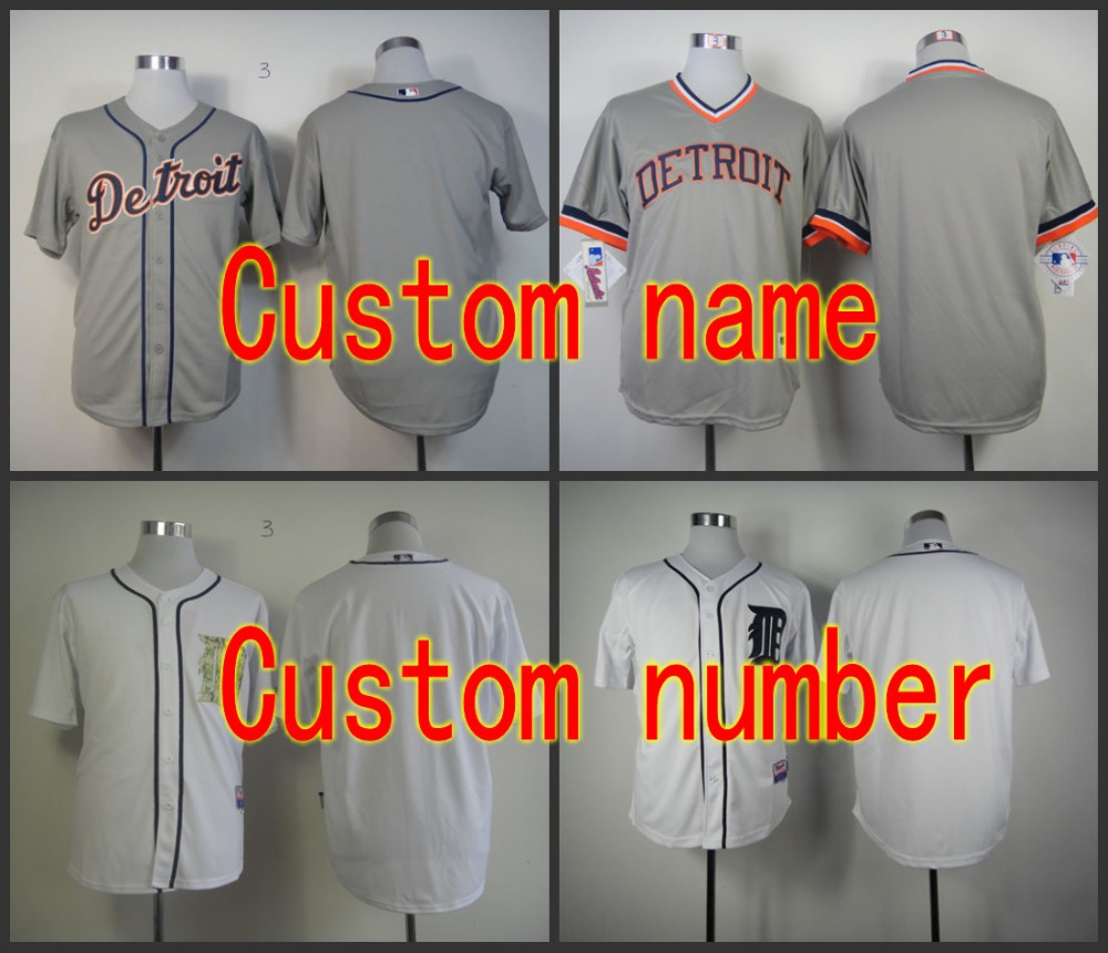 Jerseys cheap stittched white grey personalized name amp number cool