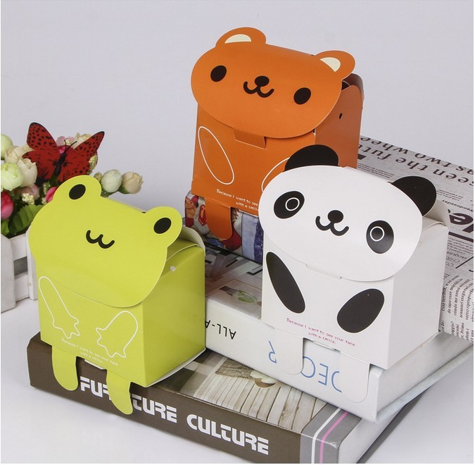 Wholesale 50 pcs/lot Snak Box / Small Cute Panda design ...