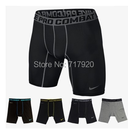 Hot Selling,,Fashion Core 2.0 Sports Tights Shorts,Men's Elastic Shorts,100% Good Polyester,4 Colors,M/L/XL/XXL - Cow's love store