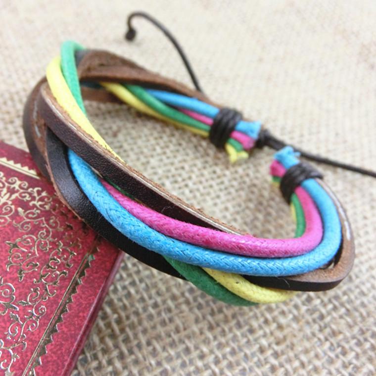 handmade woven bracelets - photo #19