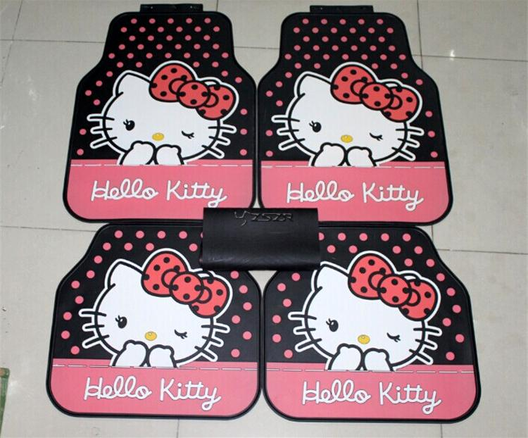 Hello Kitty Car Mats Promotion Achetez Des Hello Kitty Car Mats Promotionnels Sur