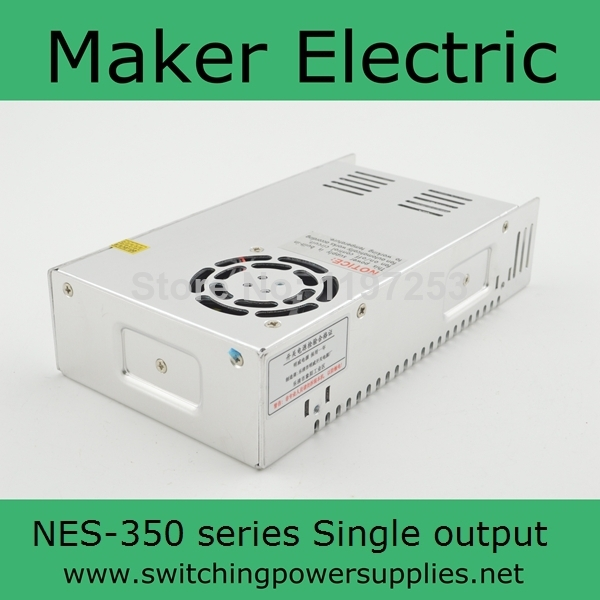 350w  Single Output Switching powersupply NES-350-27 CE cetified<br><br>Aliexpress