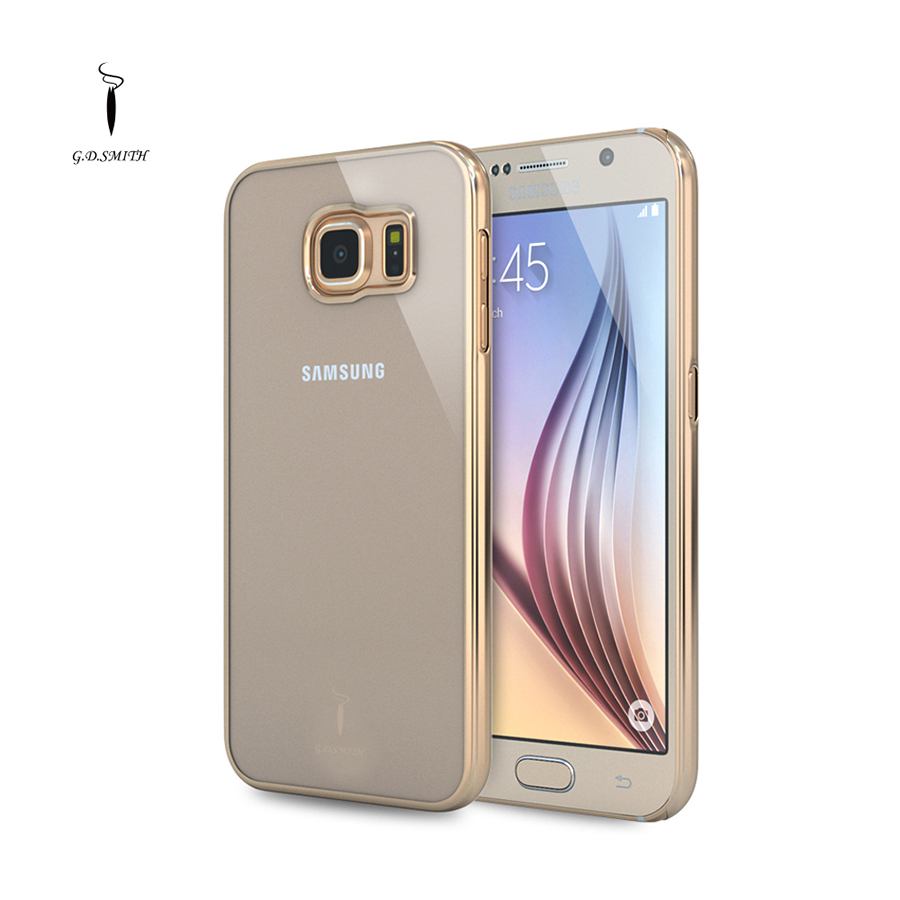 Чехол для для мобильных телефонов Godosmith 2015 Samsung Galaxy S6 for Samsung Galaxy S6 ultra slim clear phone cases for samsung galaxy s6